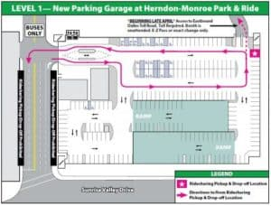 Herndon Monroe Sluglines moved to the new location