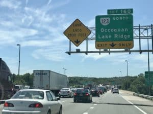 I-95 Southbound Auxiliary Lane Project